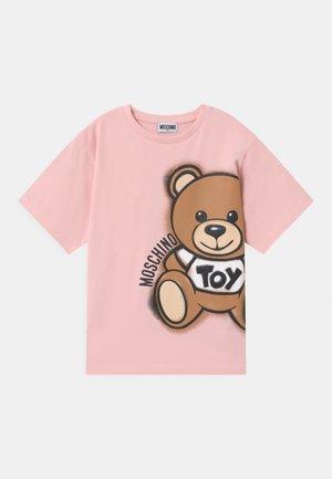 MAXI UNISEX - Print T-shirt - sugar rose