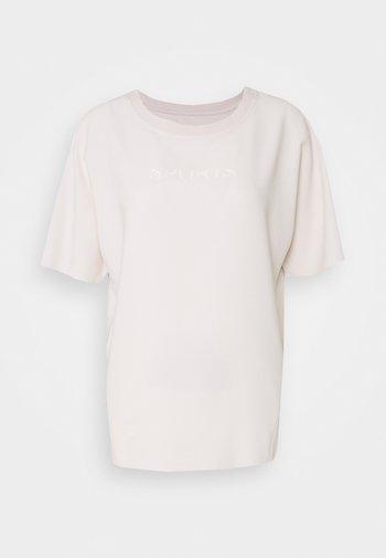 Print T-shirt - almond blossom