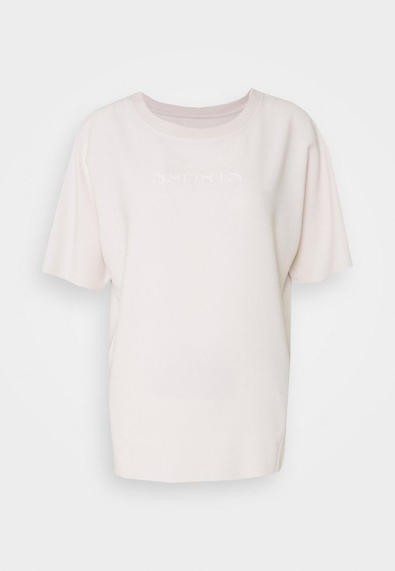 Marc Cain - T-shirts med print - almond blossom
