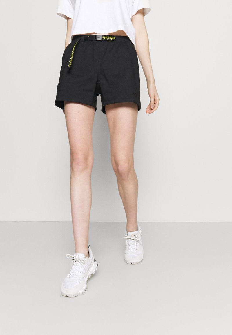 The North Face - CLASS BELTED SHORT  - Sports shorts - black