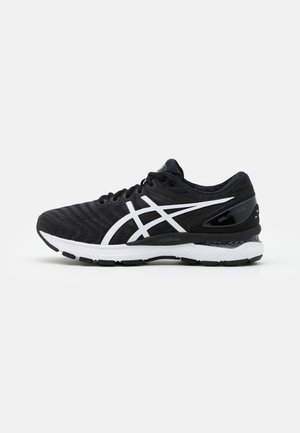 GEL NIMBUS 22 - Neutral running shoes - black/white