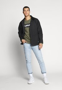 Levi's® - RELAXED GRAPHIC CREWNECK - Sweatshirt - olive night - 1