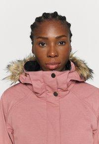 Roxy - MEADE - Snowboard jacket - dusty rose - 5
