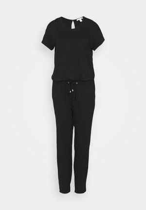 OVERALL - Overall / Jumpsuit /Buksedragter - black