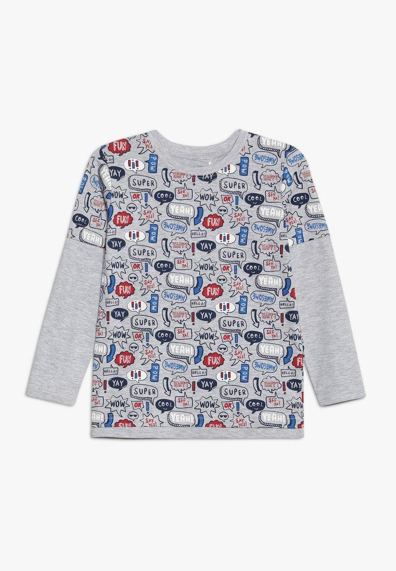 Blue Seven - T-shirt à manches longues - nebel