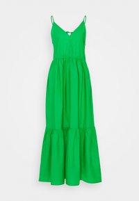 DRESS - Maxi dress - green bright