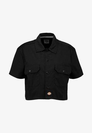 GROVE - Skjortebluser - black