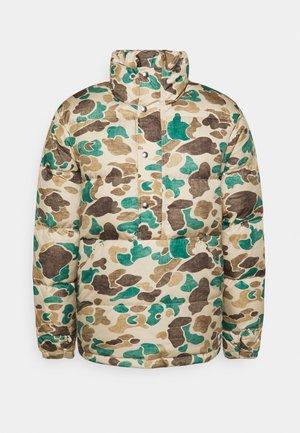SIERRA ANORAK - Down jacket - khaki