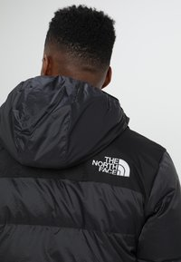The North Face - HIMALAYAN LIGHT HOODIE - Down jacket - black - 4