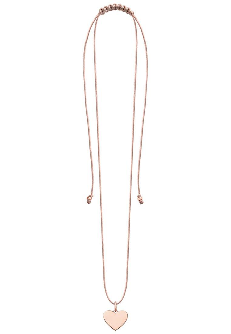 THOMAS SABO HERZ - Collier - rose gold-coloured