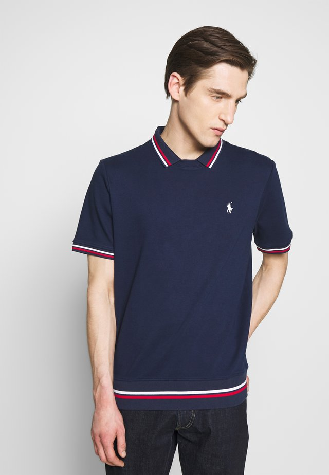 Polo shirt - cruise navy