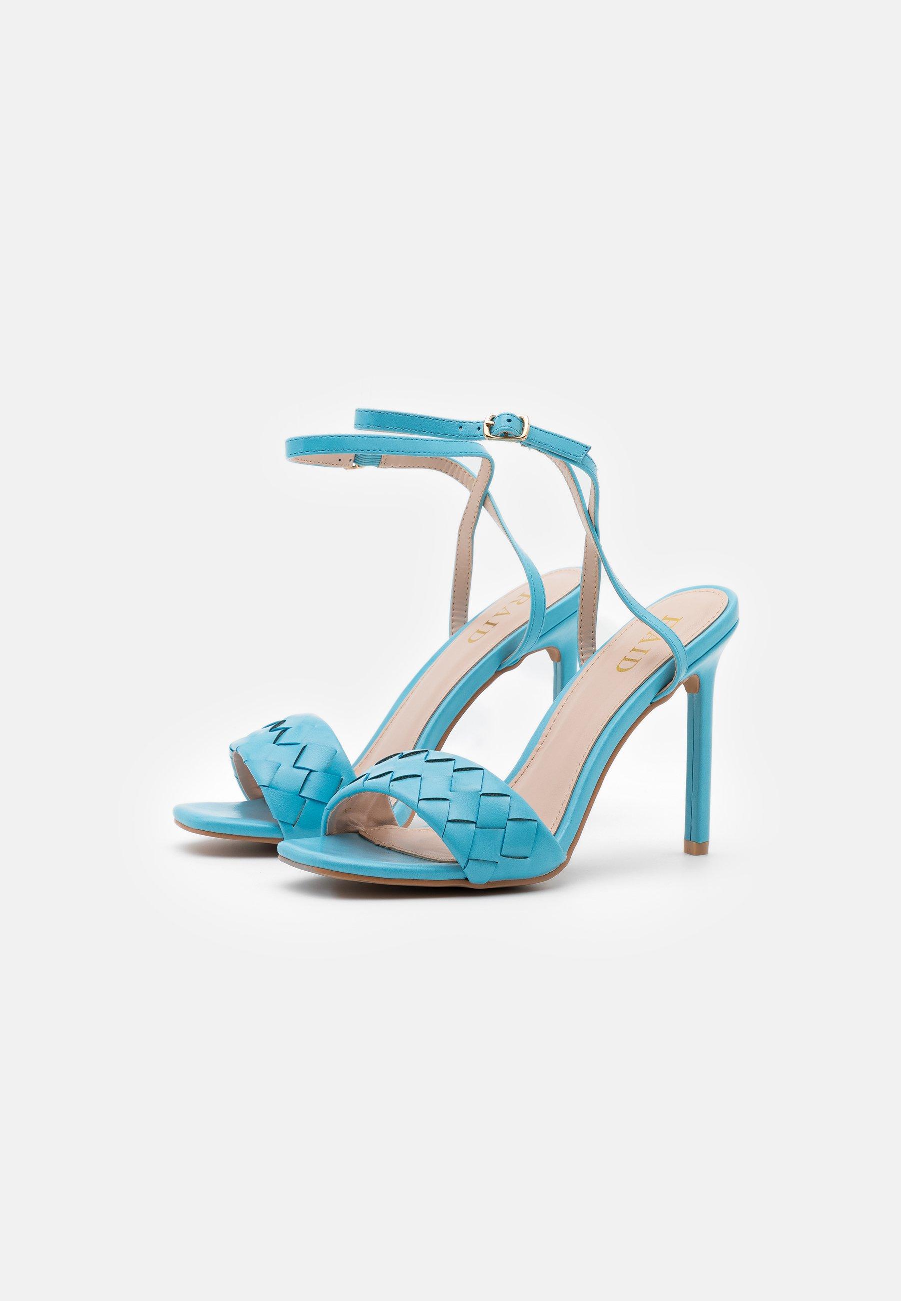 RAID - DELLA - High heeled sandals - blue