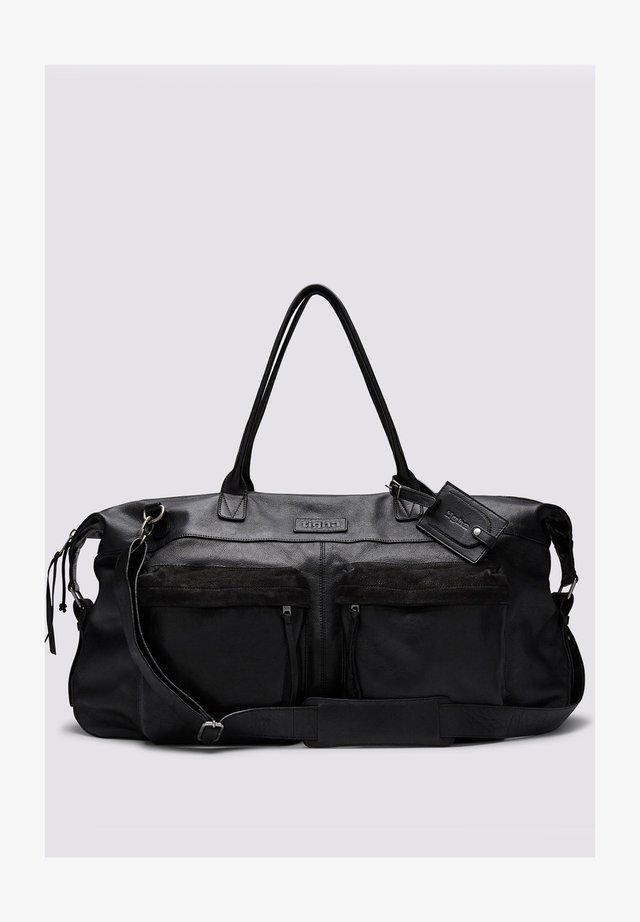 PIRRO - Weekend bag - black