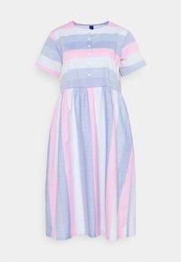 Résumé - DELPHINE DRESS - Shirt dress - pink - 0