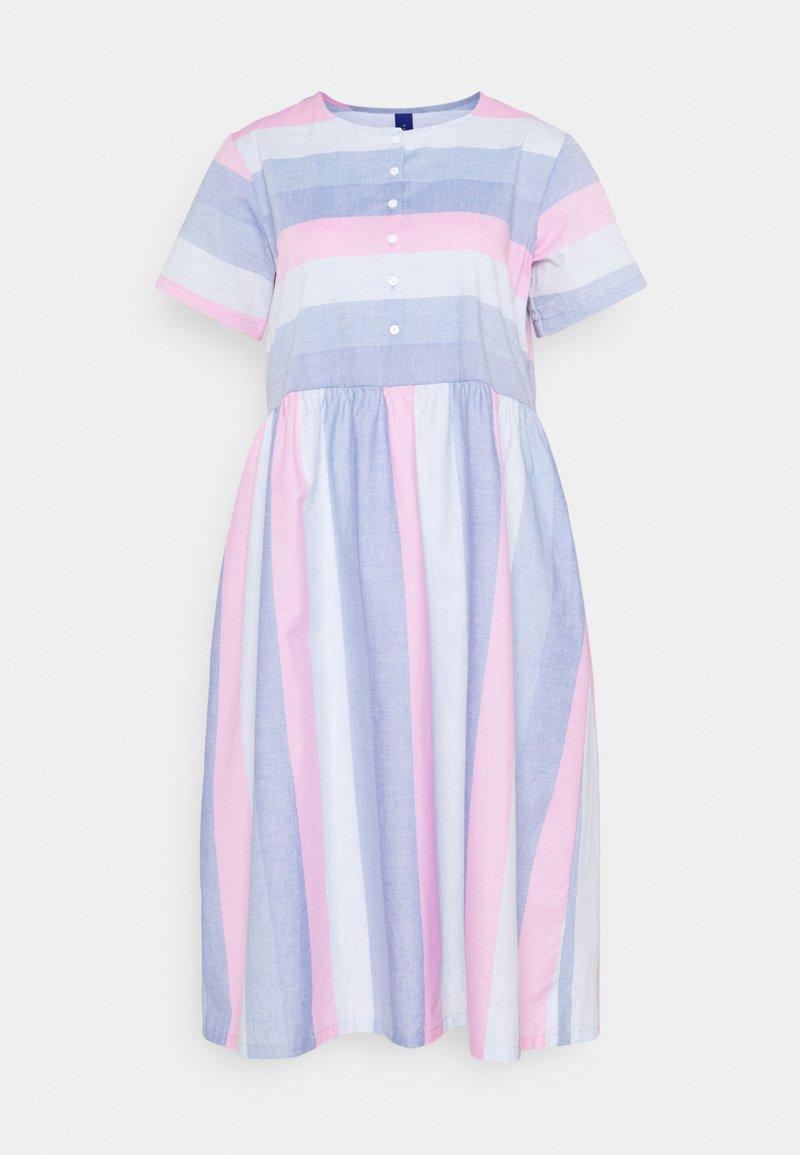 Résumé - DELPHINE DRESS - Shirt dress - pink