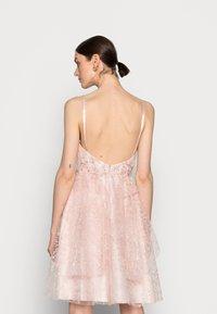 Luxuar Fashion - Cocktail dress / Party dress - mauve - 2