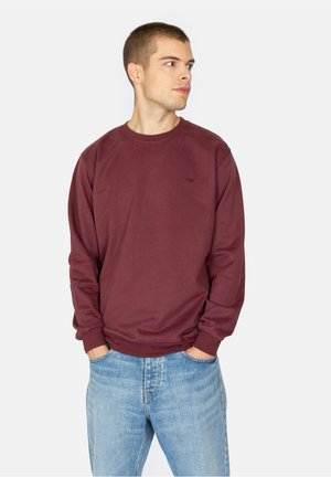 LIGULL - Sweatshirt - decadent chocolate