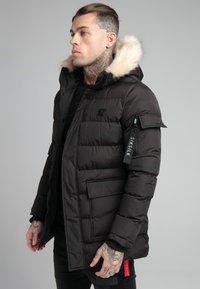 SIKSILK - EXPEDITION - Winter coat - black - 0