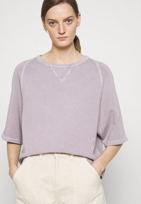 CLOSED - WOMEN - T-shirt imprimé - dark mauve - 3