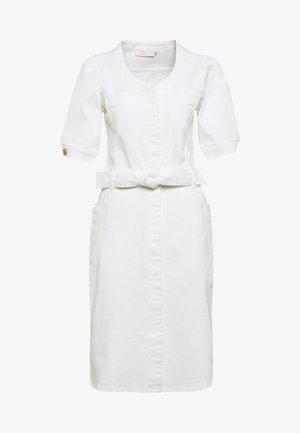 ARABELLEKB DRESS - Denim dress - white swan