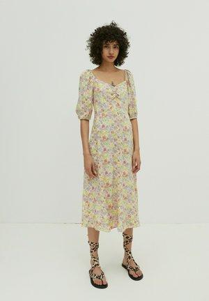 OLIVIA - Korte jurk - mischfarben