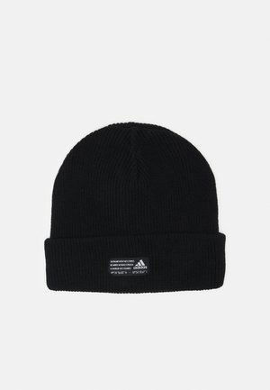 ESSENTIALS SPORTS BEANIE UNISEX - Mütze - black/white
