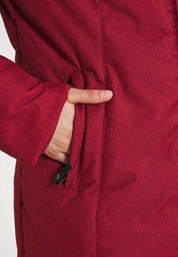 Ragwear - AMARI - Winter coat - wine red - 7