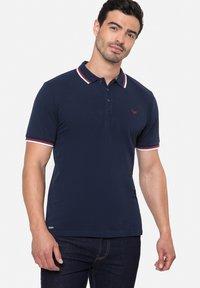 Threadbare - 3 PACK - Polo shirt - grey blue - 2