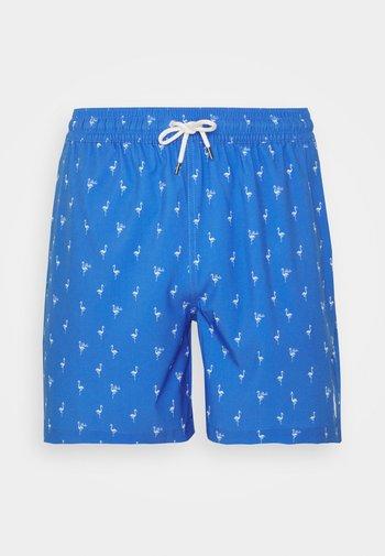 TRAVELER - Swimming shorts - light blue