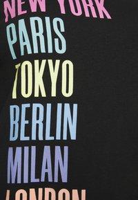 CAPSULE by Simply Be - CITIES LONLINE - Sweatshirt - black - 4