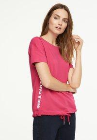 comma casual identity - Sweatshirt - pink - 2