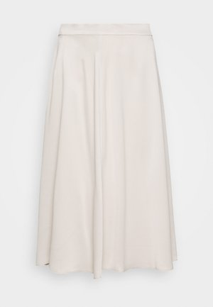 CIRCLE SKIRT - A-line skirt - dune