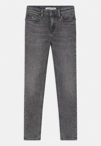 Calvin Klein Jeans - SKINNY  - Jeans Skinny Fit - grey - 0
