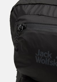 Jack Wolfskin - TRIAZ UNISEX - Sac à dos - black - 5