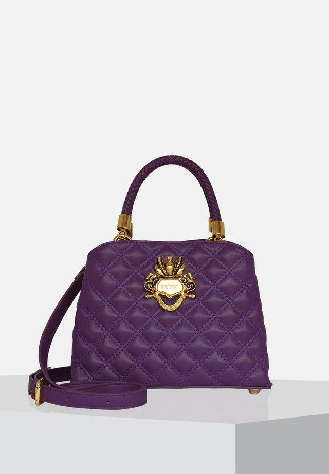 Borsa a mano - purple