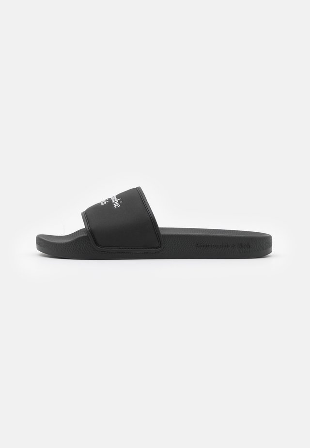 SLIDES  - Pantofle - black