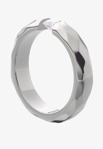 DAMENRING EXAS - Bague - silver-coloured