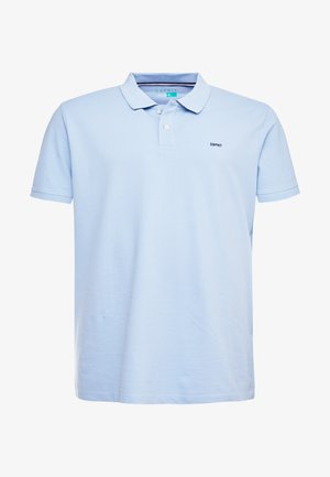 BASIC PLUS BIG - Polo shirt - light blue