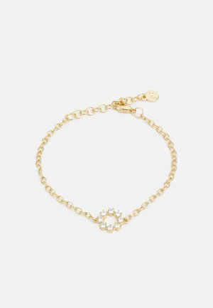 LUIRE ROUND CHAIN BRACE - Bracelet - gold-coloured