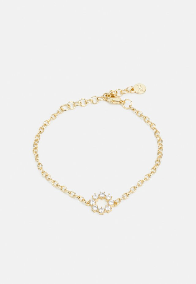 LUIRE ROUND CHAIN BRACE - Armband - gold-coloured