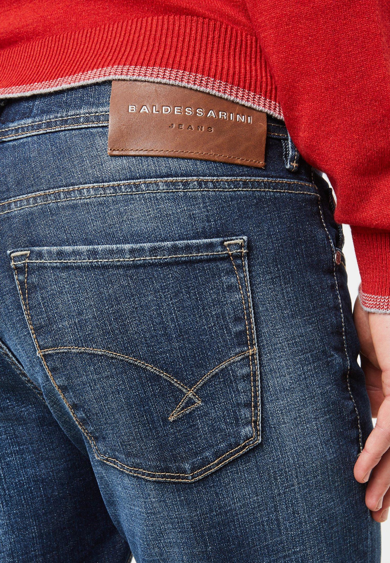 Baldessarini JACK REGULAR FIT Jeans Straight Leg blau