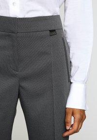 HUGO - HETIKA - Kalhoty - black - 6