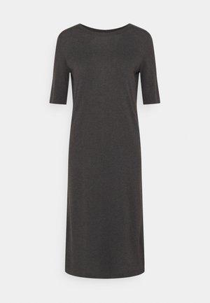 GINGER REVERSIBLE DRESS WOMAN - Jumper dress - asphalt