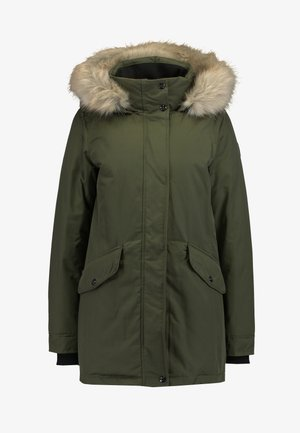 NEW ALANA - Winter coat - green