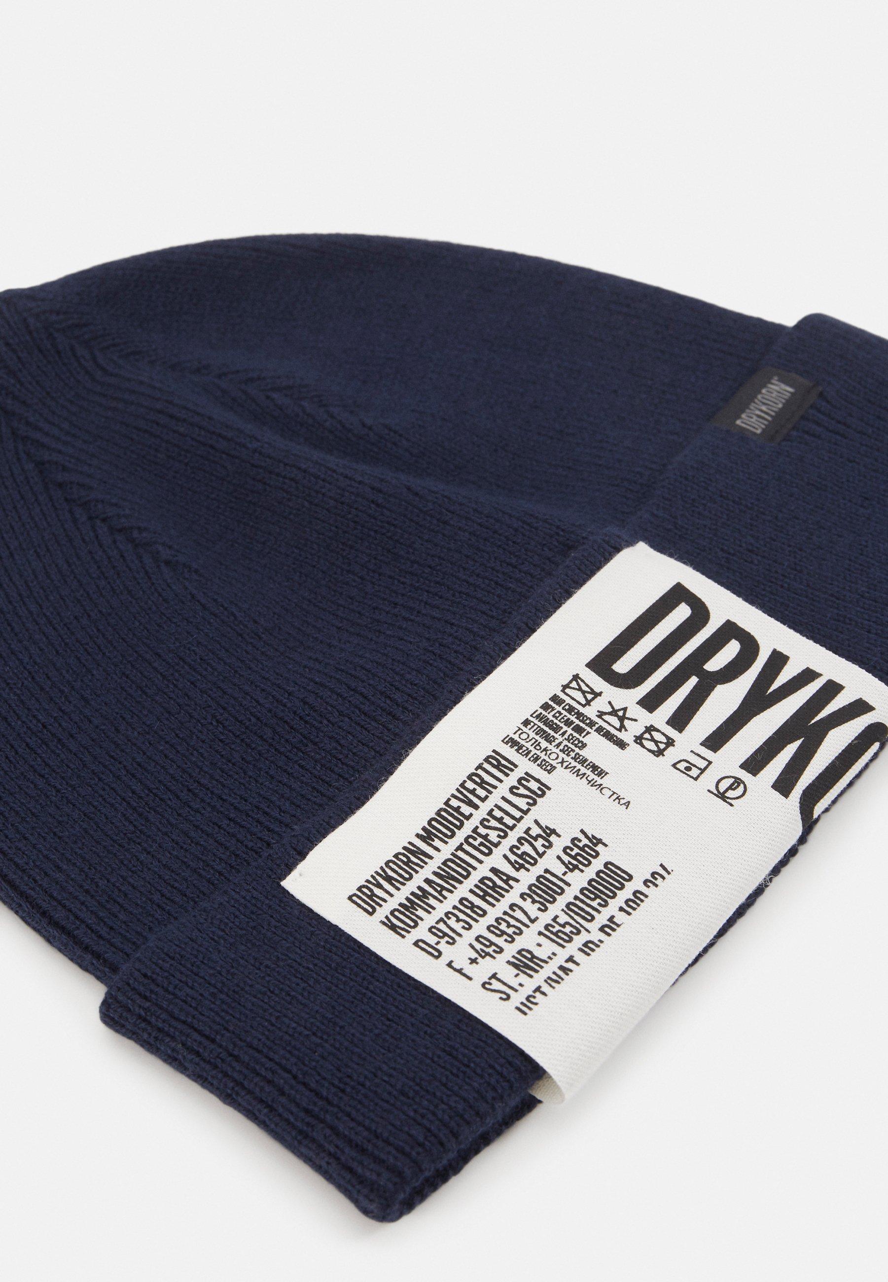 Drykorn Stollet - Mütze Dark Blue/dunkelblau