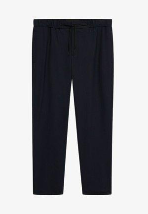 BERGAMO - Pantaloni - dark navy