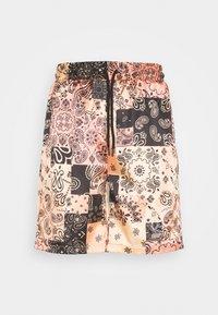 Karl Kani - RESORT  - Shorts - coral - 0
