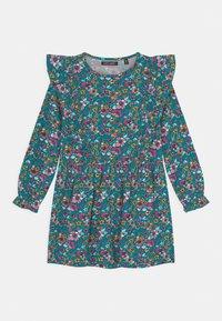 Lemon Beret - SMALL GIRLS DRESS - Jersey dress - fanfare - 0