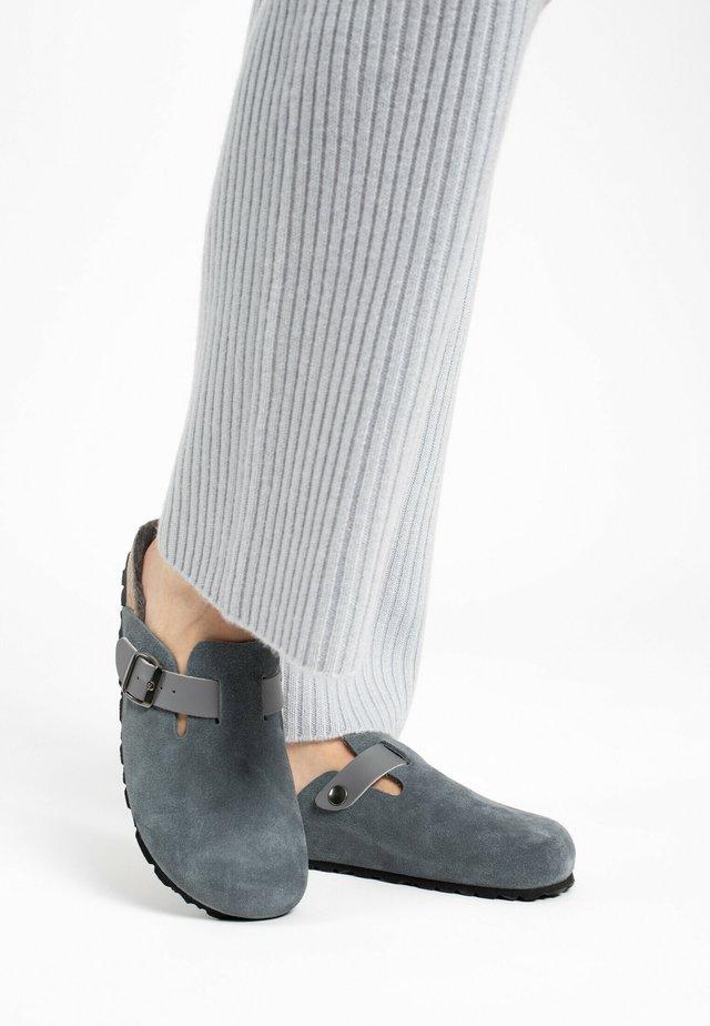 MOKE - Pantoffels - charcoal grey