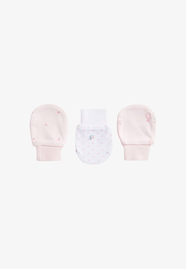 3 PACK - Palčáky - pink